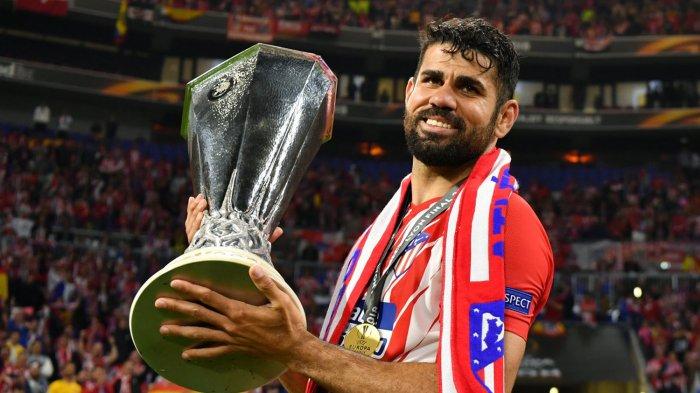 Atletico Madrid Ucapkan Salam Perpisahan Lebih Cepat kepada Diego Costa