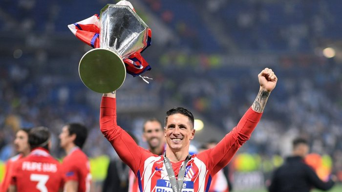 Atletico Madrid Juarai Liga Europa, Fernando Torres: Ini Mimpi yang Menjadi Kenyataan