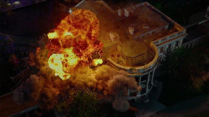 Sinopsis Film Olympus Has Fallen Aksi Gerard Butler Selamatkan Gedung Putih Dari Serangan Teroris Tribunnews Com Mobile