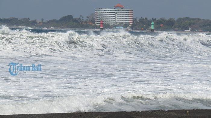 Info BMKG: Gelombang Tinggi Hari Ini Rabu 31 Maret 2021, Waspada 7 Perairan Capai 4 Meter