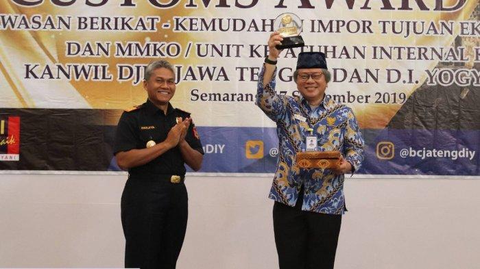Ombudsman RI Apresiasi Bea Cukai Jateng DIY: Customs Award adalah Bentuk Integritas