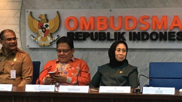 Ombudsman RI Sampaikan 7.200 Laporan Masyarakat ke Presiden Jokowi