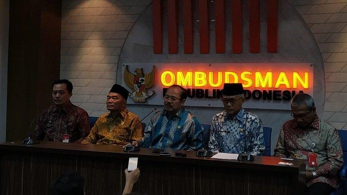 Ombudsman Beberkan Dugaan Maladministrasi PPDB 2019 pada Kemendikbud