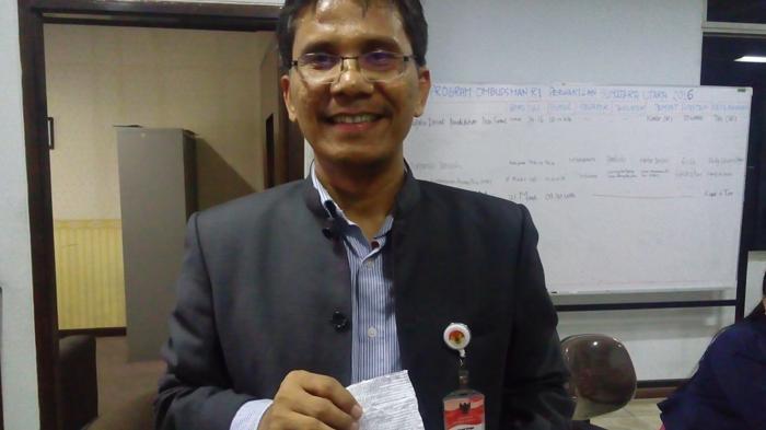 Ombudsman Temukan Dugaan Kunci Jawaban Ujian Nasional di SMAN 2 Medan