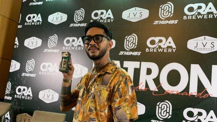 Terinspirasi Dari Serial Luar Negeri, Onadio Leonardo Buka Bisnis Liquid Vape