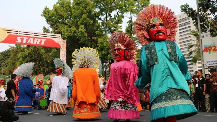 Kini Festival Kota Jakarta Makin Meriah