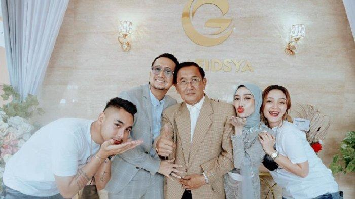 dr. Reza Gladys Buka Lapangan Kerja di Medan, Siti Badriah Ikut Bangga