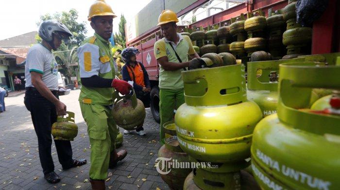 Gas Elpiji 3 Kg Langka di Kota Semarang, Aparat Polda Jateng Selidiki Penyebabnya
