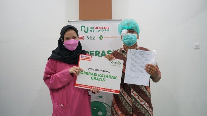 NU Care-LAZISNU Gelar Operasi Katarak dan Khitanan Gratis