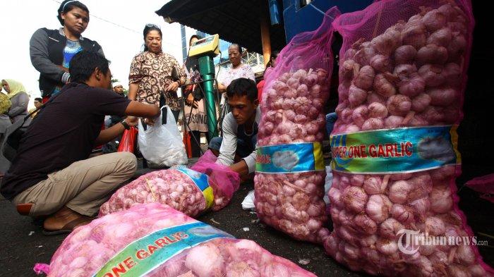 Relaksasi Impor Segera Berakhir, Harga Bawang Putih Berpeluang Kembali Naik