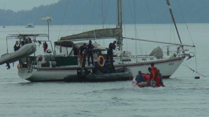 Pencarian WN Amerika yang Tenggelam di Perairan Amahusu Tak Membuahkan Hasil, Operasi SAR Ditutup