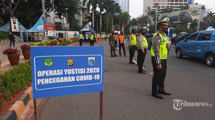 PSBB di Jakarta Sudah Berlaku 4 Pekan, Bagaimana Pergerakan Kasus Harian Covid-19?