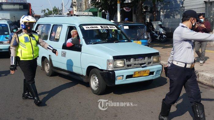 Sepekan PSBB, Jumlah Penumpang Angkutan Umum di Jakarta Turun 22,83 Persen