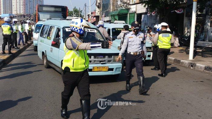 760.195 Pelanggar Ditindak Selama Operasi Yustisi Sepekan Terakhir
