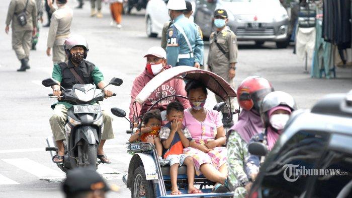 Pemerintah Perluas Lingkup Wilayah PPKM Mikroke Tiga Provinsi Lewat Inmendagri