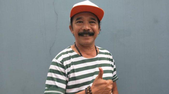 Opie Kumis saat ditemui di kawasan Tendean, Jakarta Selatan, Senin (2/7/2018).(KOMPAS.com/IRA GITA)