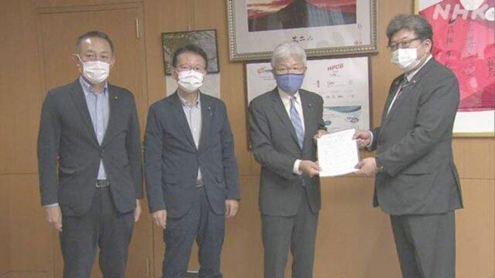 Oposisi Jepang Minta Pemerintah Perkuat Pengendalian Infeksi serta Subsidi 50.000 Yen per Anak