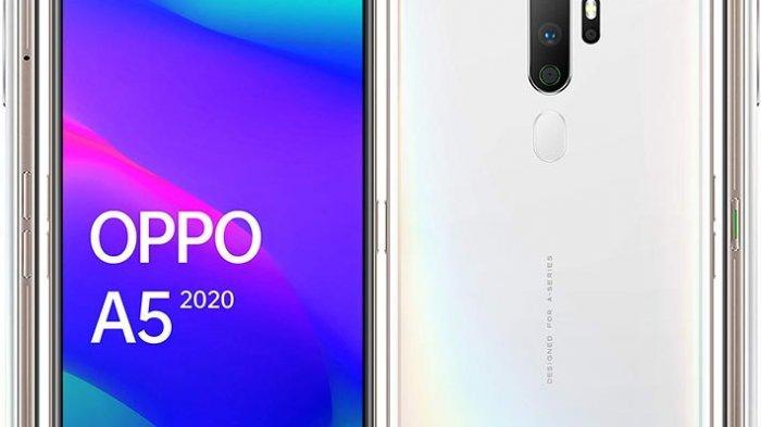 Spesifikasi dan Harga Oppo A5 2020, Harga Mulai 2 Juta