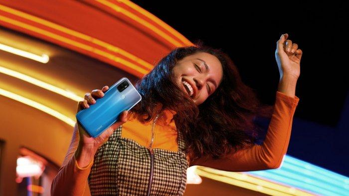 Spesifikasi Oppo A53, Ponsel Kelas Menengah Seharga Rp 2,5 Jutaan, Dibekali Layar Neo-Display 90 Hz