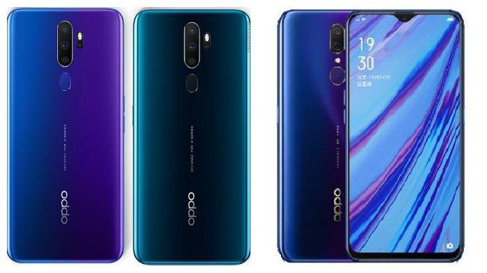 Harga dan Spesifikasi Oppo A9 2020, Ponsel 4 Kamera dengan Harga Rp 4 Juta
