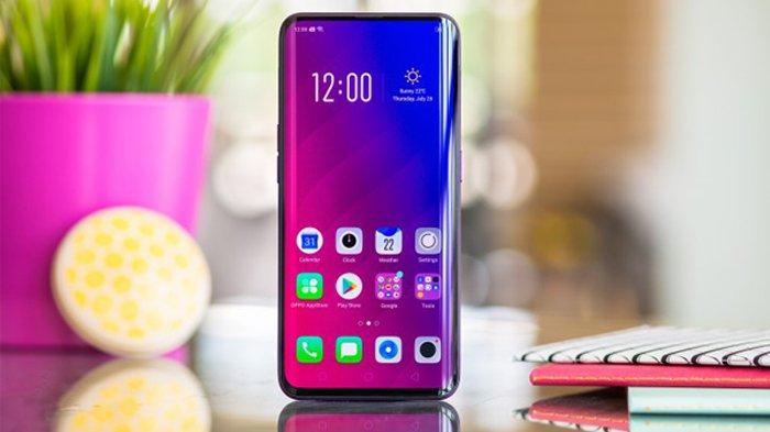 Rumor Model Oppo Find X2 (gsmarena.com)