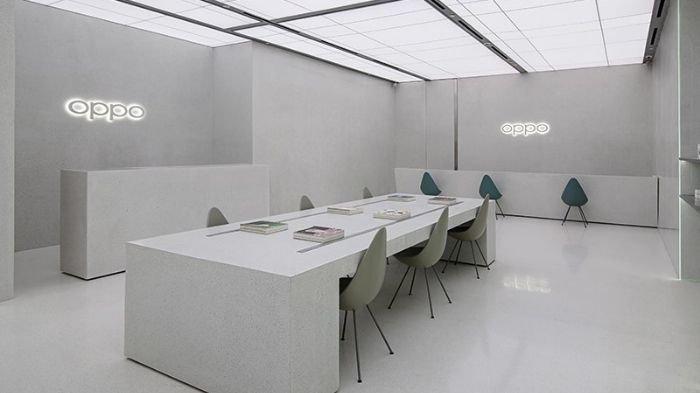 OPPO Indonesia Resmikan OPPO Gallery Pertama di Indonesia  Bertemakan Find The Future 4