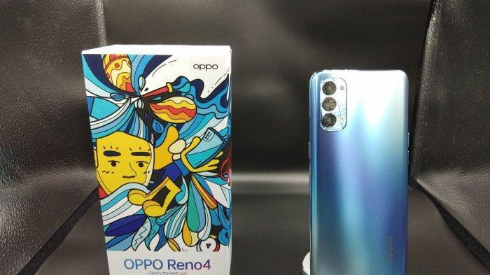 Oppo Indonesia Resmi Luncurkan Reno 4 Berbanderol Rp 4,9 Jutaan