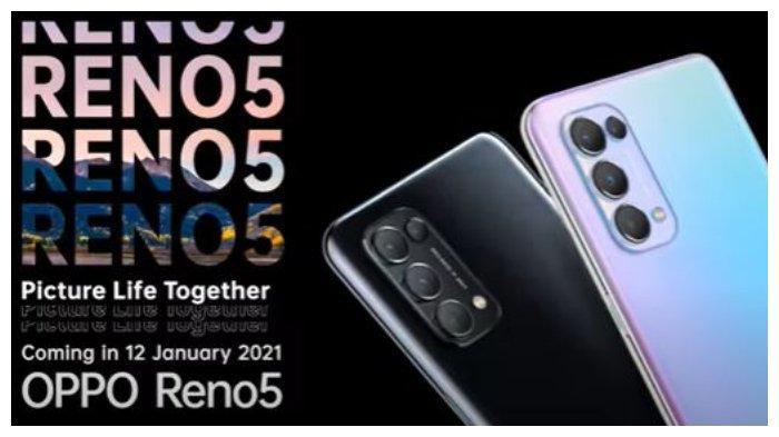 Oppo Reno5 Rilis di Indonesia Hari Ini, Simak Spesifikasi Beserta Link Live Streamingnya