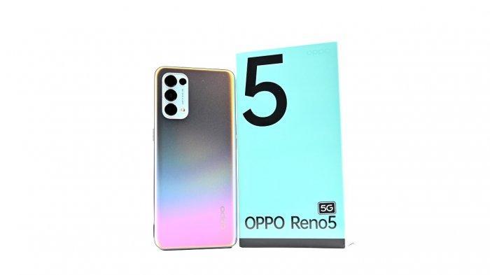 Oppo Resmi Luncurkan Reno5 5G Seharga Rp 6,99 Juta, Ini Spesifikasi Lengkapnya