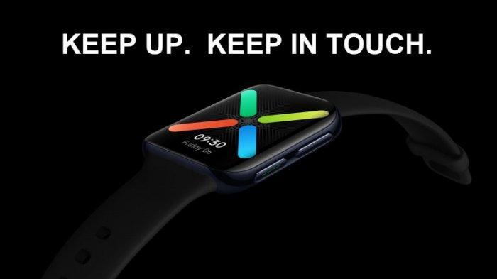 Smartwatch Besutan Oppo Siap Meluncur Pada 6 Agustus 2020