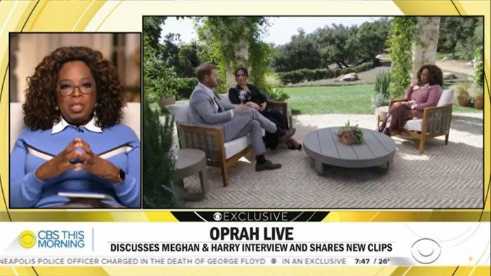 Oprah Winfrey Ungkap Identitas Anggota Kerajaan yang Disebut Rasis pada Archie, Ini Tanggapan Istana