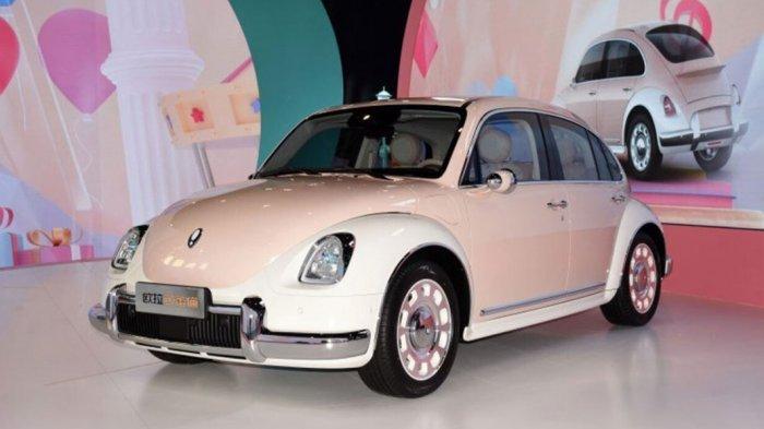Mirip VW Beetle, Mobil Bikinan Great Wall Ini Siap Mendebut di China