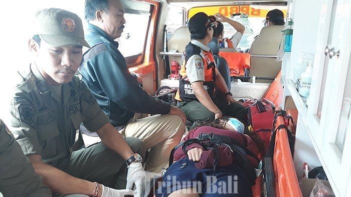 Perempuan Penderita Gangguan Jiwa Mengamuk, Sel Satpol PP Denpasar Dirusak