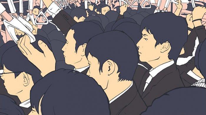 Benarkah Orang Jepang Dalam Kehidupan Sehari-hari Bergerak Dalam Kelompok?