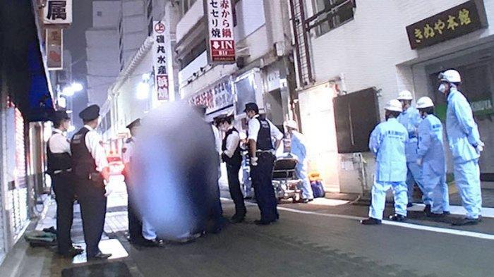 Sehari Setelah Pembatalan Deklarasi Darurat di Jepang, Banyak yang Mabuk