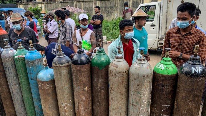 3 Negara Tetangga Indonesia Pecah Rekor Covid-19, Faskes di Vietnam Diambang Kolaps