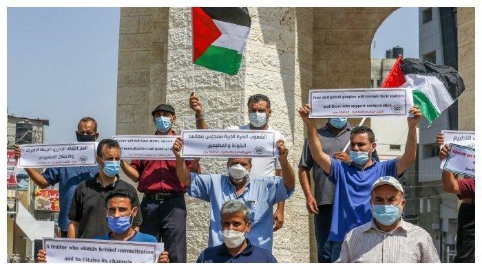 Kecewa Bahrain dan UEA Normalisasi Hubungan dengan Israel, Palestina Putuskan Keluar dari Liga Arab