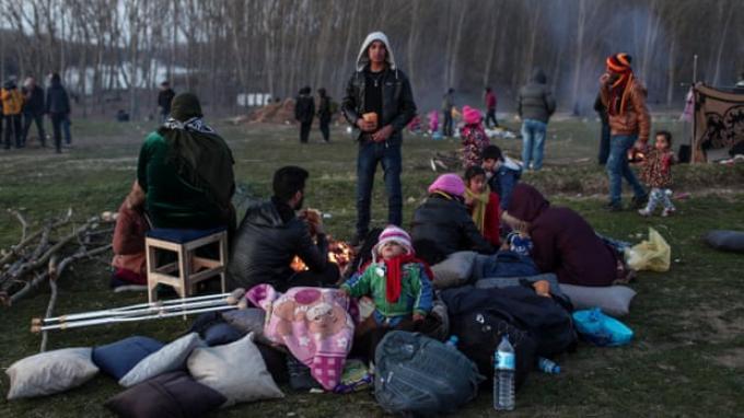 Jerman Akan Tampung 100 Anak Pengungsi Suriah di Yunani, UNICEF Prihatin pada Kondisi Mereka