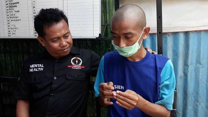 Iwan Jadi Pasien Gangguan Jiwa di Yayasan Jamrud Biru Bekasi, Diduga Akibat Kecanduan Game