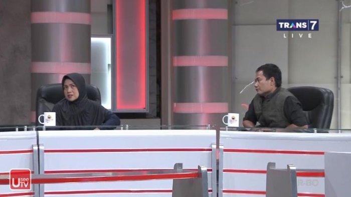 Orangtua Yodi Prabowo, Suwandi dan Turinah dalam Mata Najwa, Rabu (29/7/2020).