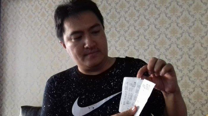 Cerita Lengkap Riski Riswadi, Korban Order Fiktif Aplikasi GrabFood di Malang