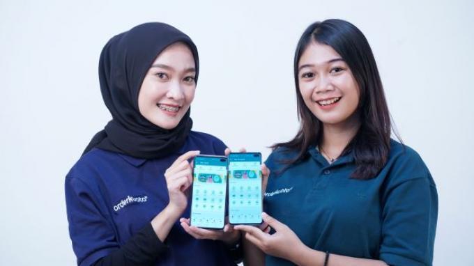 Memiliki 400 Ribu user, aplikasi Orderkuota ingin jadi partner konter digital terbesar