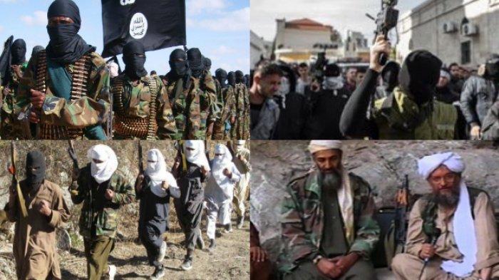 Tak Sedikit, 5 Organisasi Pemberontak ini Disebut Paling Kaya di Dunia, ISIS Salah Satunya