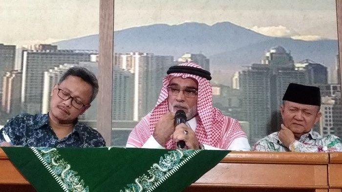 Dubes Arab Saudi Tidak Mempermasalahkan Izin Tinggal Rizieq Shihab di Arab Saudi Sudah Habis