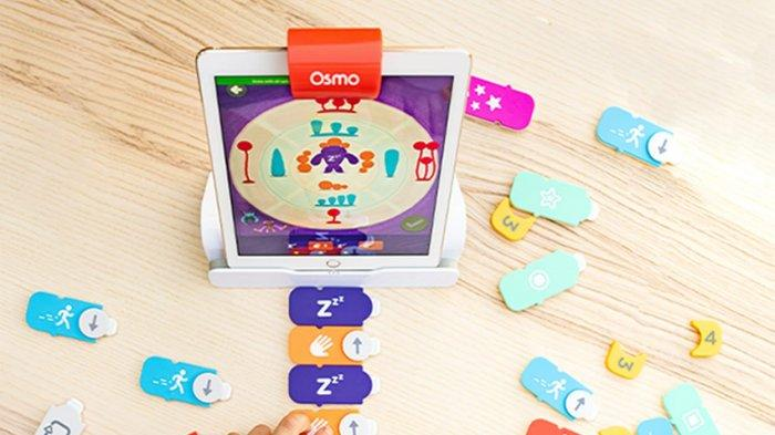 Anak Sibuk dengan Gadget-nya, Osmo Jawab Kegelisahan Orangtua