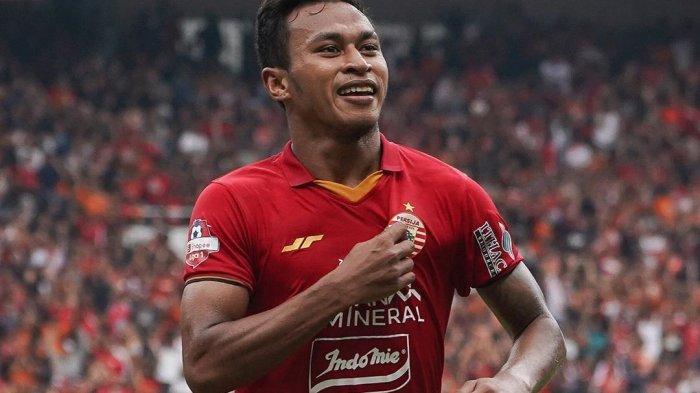 Osvaldo Haay Cetak Gol Debut Bagi Persija (@persijajkt)