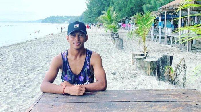 Osvaldo Haay Memanfaatkan Waktu Libur Kompetisi Berburu Ikan di Laut