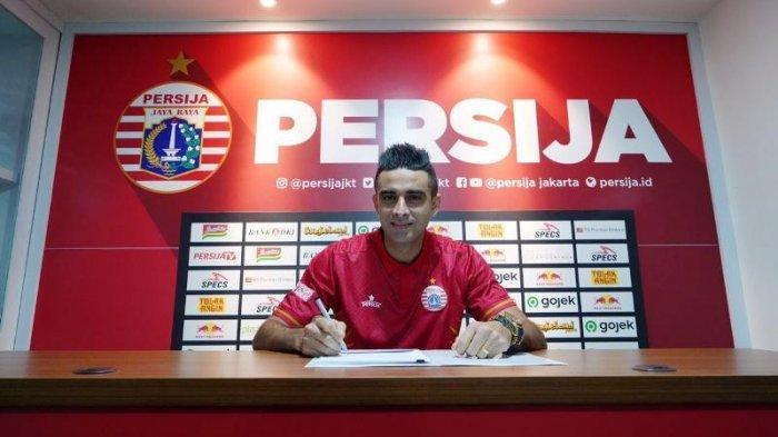Tips Bek Persija Jakarta, Otavio Dutra untuk Menjadi Pemain Belakang Modern