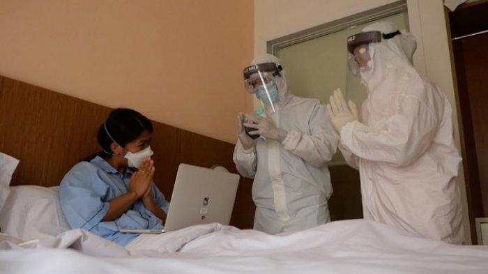 Funsolation, Program Isolasi Mandiri yang Menyenangkan Bagi Pasien OTG