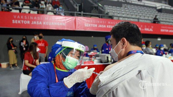 Jenis Vaksin Gotong Royong dan Pemerintah Tetap Berbeda